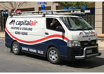Capital Air Heating & Cooling