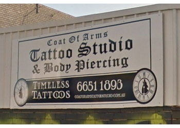 Coat of Arms Tattoo Studio & Body Piercing