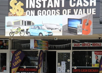 Coffs Cash Exchange