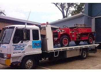 Coffs Harbour Help Towing Service