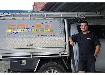 Coley Electrical Contracting & Communications