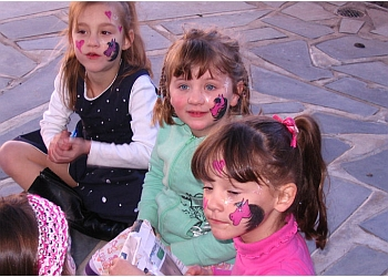 Colourful Capers Face Painting And Pony Hire