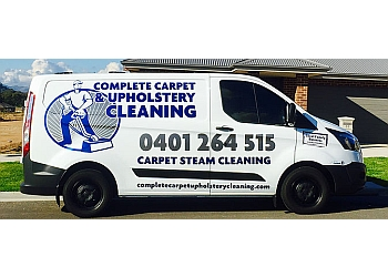 Complete Carpet & Upholstery Cleaning