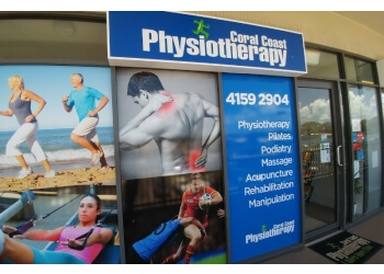 Coral Coast Physiotherapy & Sports Injury Clinic