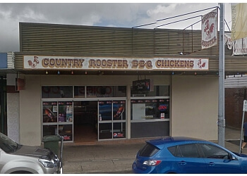 Country Rooster BBQ Chicken