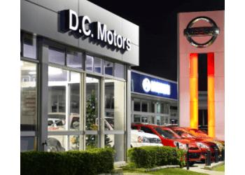 DC Motors Nissan