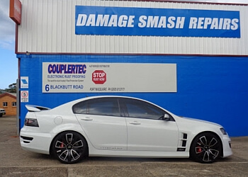 Damage Smash Repairs