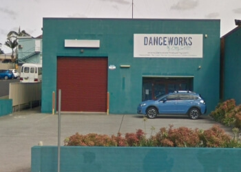 DanceWorks by Amy Evison