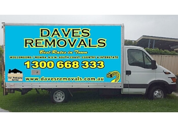 Dave's Removals & Storage