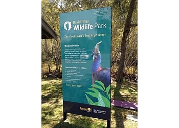 David Fleay Wildlife Park Trail