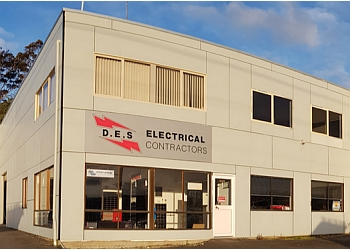 DES Electrical Contractors Pty Ltd