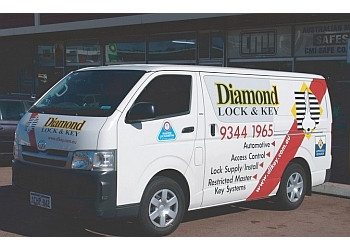 Diamond Lock & Security