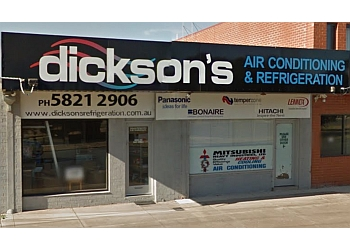 Dickson's Refrigeration & Air Conditioning Pty Ltd.