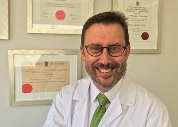 Dr. David Greening