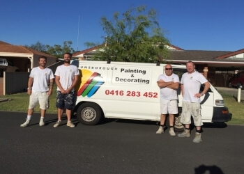 Dunsborough Painting & Decorating