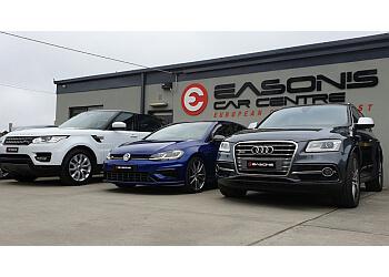 Eason's Car Centre