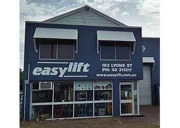 Easy Lift garage doors