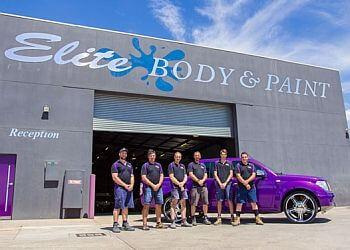 Elite Body & Paint