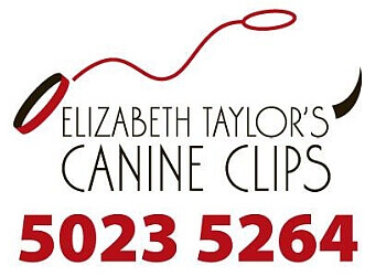 Elizabeth Taylor Canine Clips