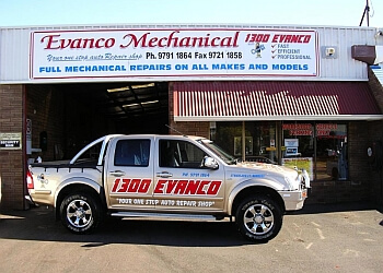 Evanco Mechanical