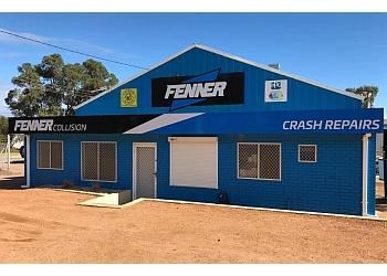 Fenner Collision