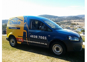 First Choice Pest Control