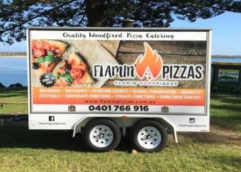 Flamin' Pizzas