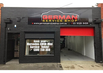 GERMAN SERVICE SHOP