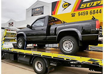 G & G Towing and Transport