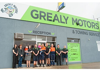 GREALY MOTORS & TOWING SERVICE