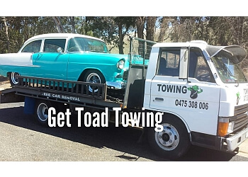 Get Toad Towing