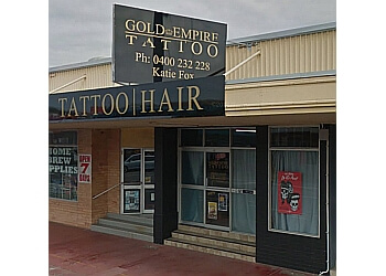 Gold Empire Tattoo