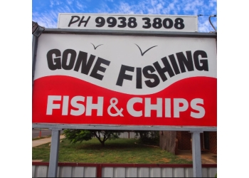 Gone Fishing For Fish & Chips