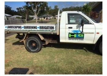 HLG Landscaping & Irrigation