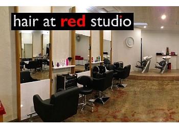 Hair at Red Studio