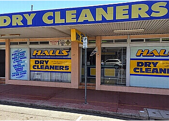 Hall's Dry Cleaners