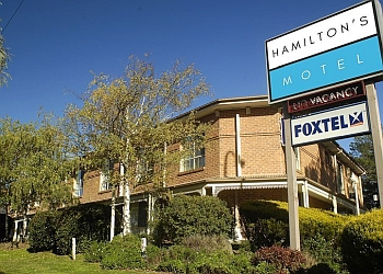 Hamiltons Townhouse Motel