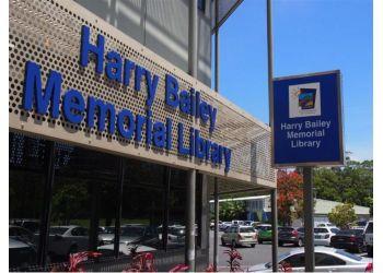Harry Bailey Memorial Library