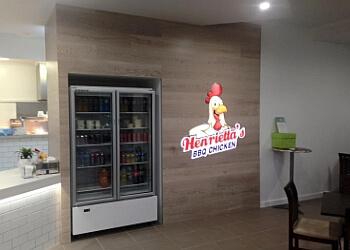 Henrietta's BBQ Chicken