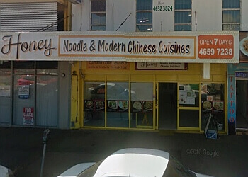 Honey Noodle and Modern Chinese Cuisines