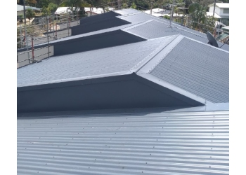 Hot Metal Roofing