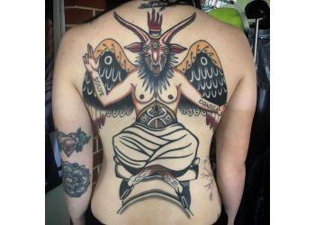 Iron Anvil-Tattoo