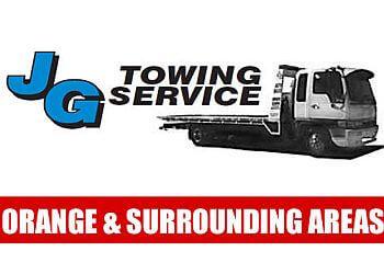 JG Towing Service