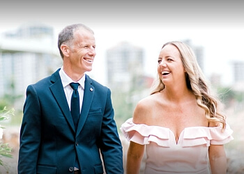 Jamie + Cara - Brisbane City Celebrants