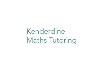 Kenderdine Maths Tutoring