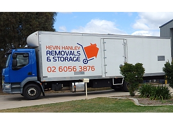 Kevin Hanley Removals & Storage