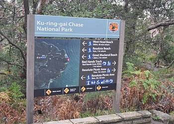 Ku-ring-gai Chase National Park Trail