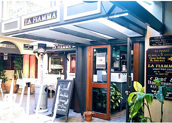 La Fiamma Woodfired Pizzeria