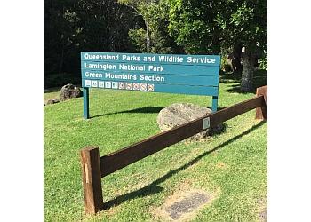 Lamington National Park Trail