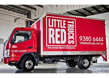 Little Red Trucks